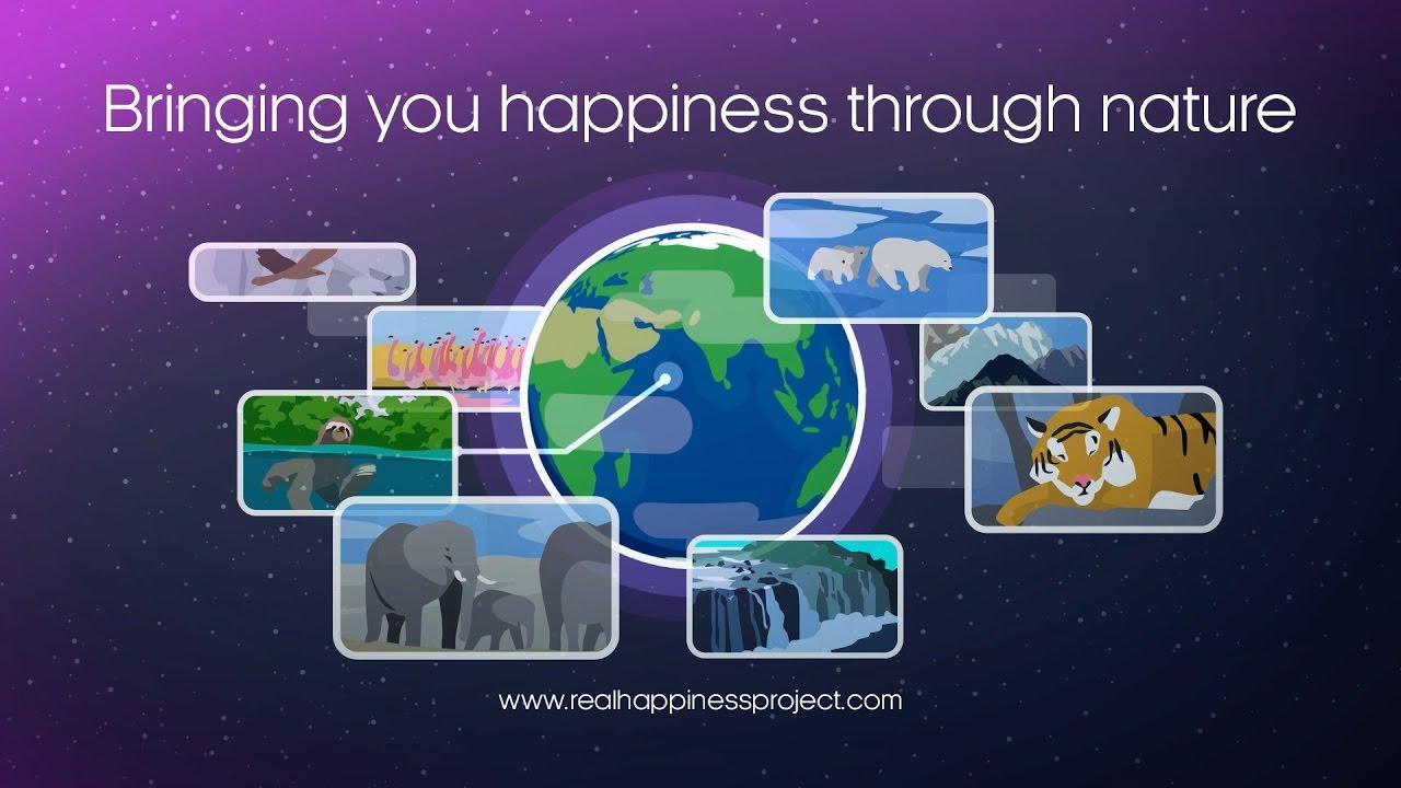 画像: Nature Makes You Happy   Real Happiness Project   BBC Earth Unplugged www.youtube.com