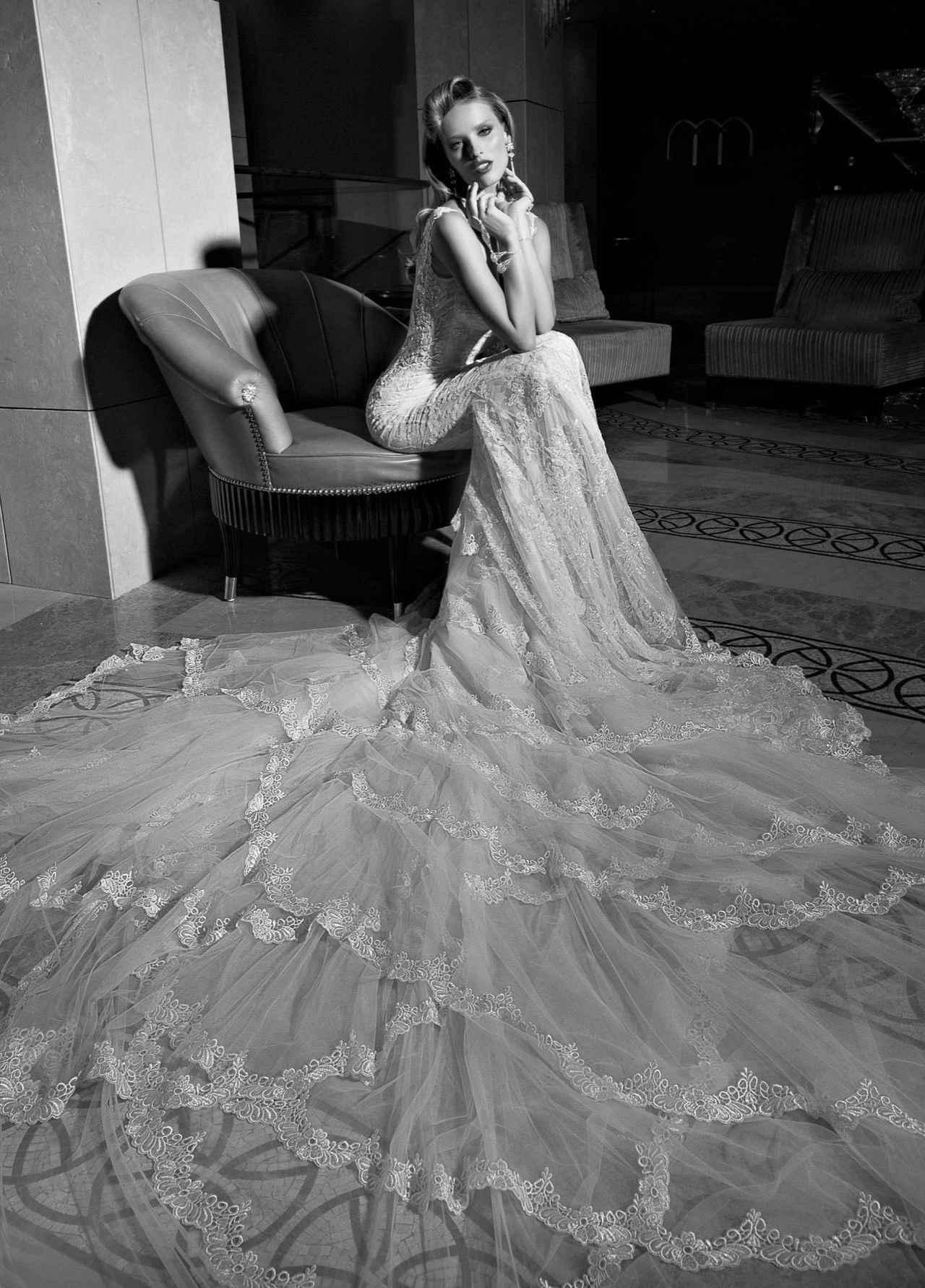 画像3: NY/パリの旬なウェディングドレスを扱うサロン、マグノリア・ホワイトに新作が登場