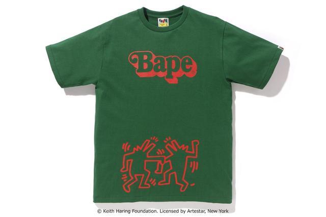画像11: BAPE×キース・ヘリングのコラボアイテムが発売!13アイテムを公開