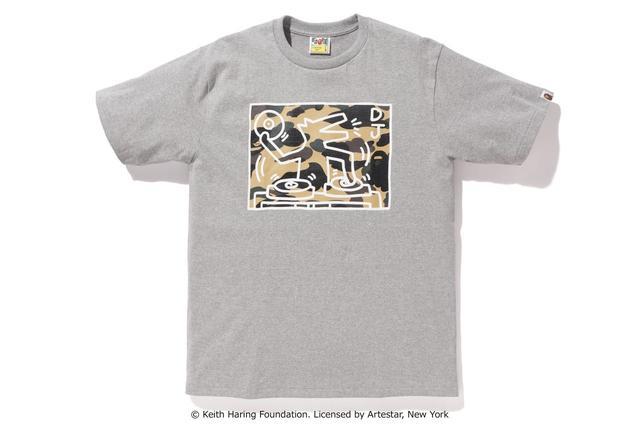 画像8: BAPE×キース・ヘリングのコラボアイテムが発売!13アイテムを公開