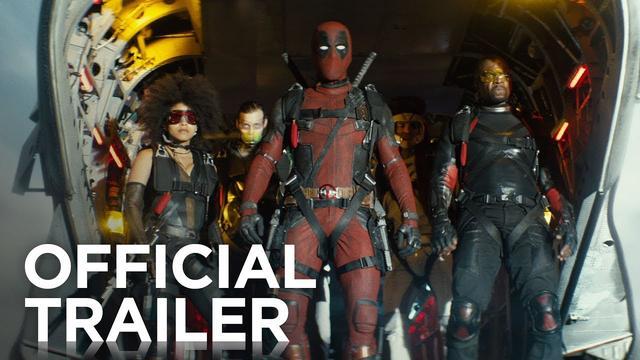 画像: Deadpool 2   The Trailer www.youtube.com