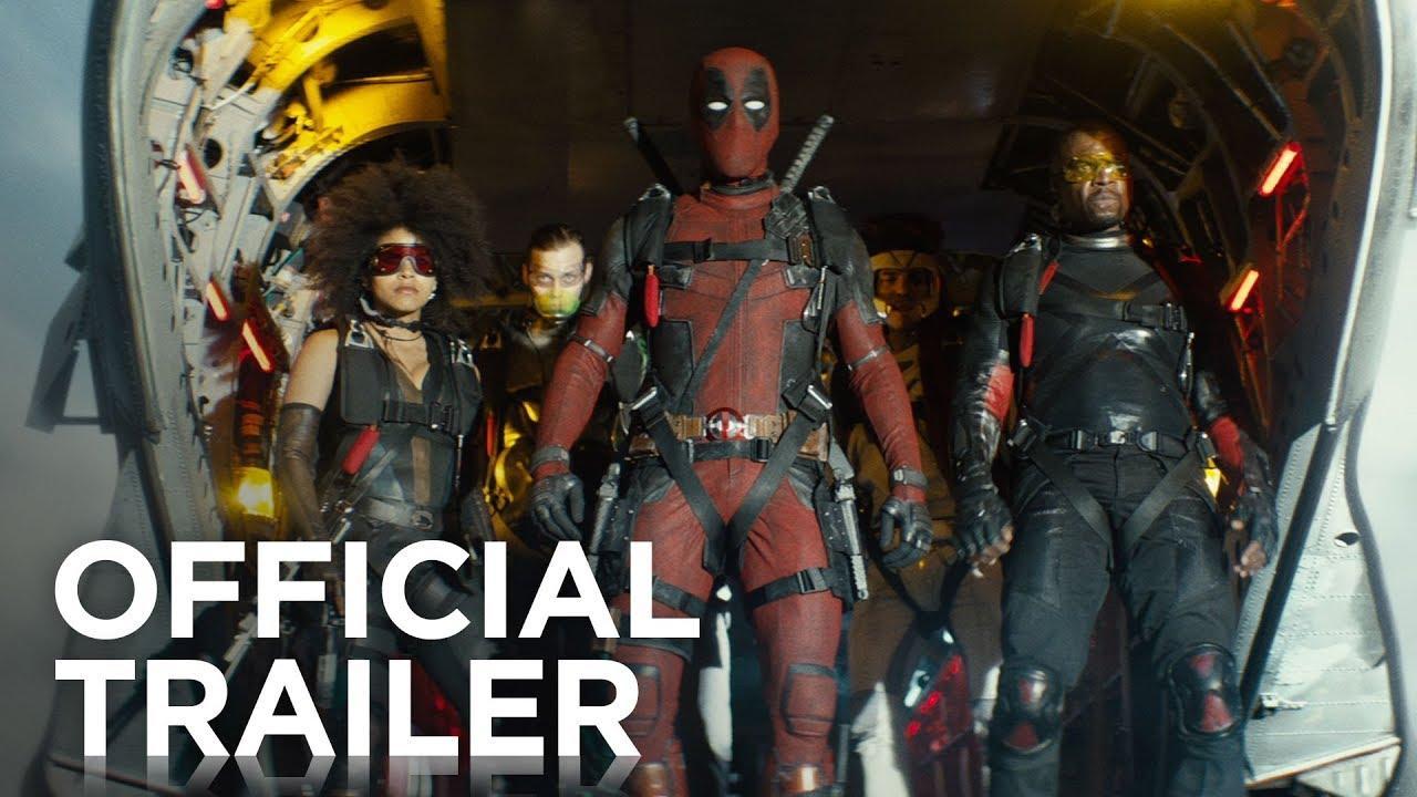 画像: Deadpool 2 | The Trailer www.youtube.com