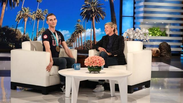 画像: Olympian Adam Rippon Has Been Sleeping on Shawn Mendes www.youtube.com