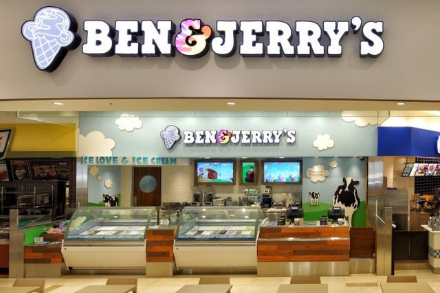 画像2: ベン&ジェリーズ、カクテルみたいな大人のアイス「ジンジャーラム」を新発売