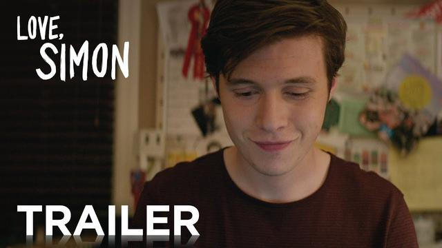 画像: Love, Simon | Official Trailer 2 [HD] | 20th Century FOX www.youtube.com