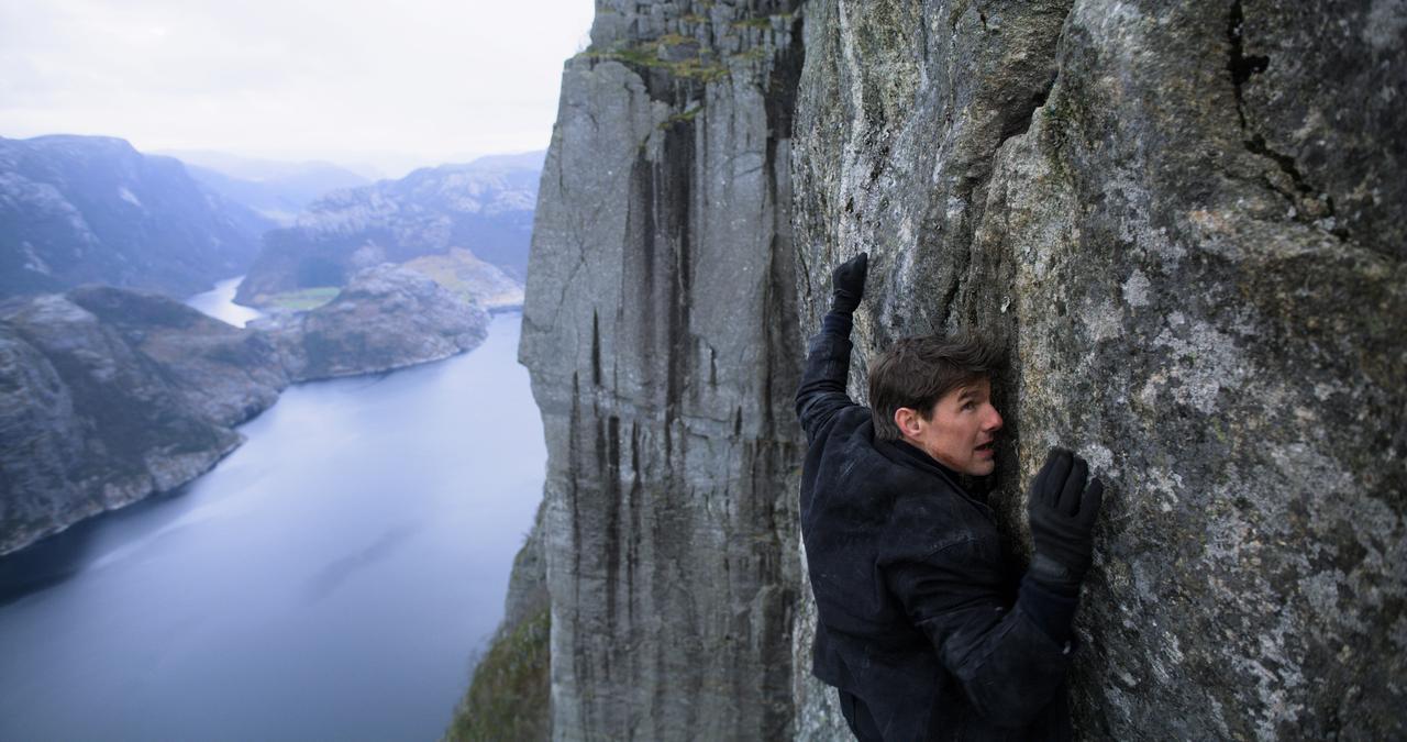 画像: トム・クルーズ、1日1回しか撮影できない予想外の場所から渾身のスタント