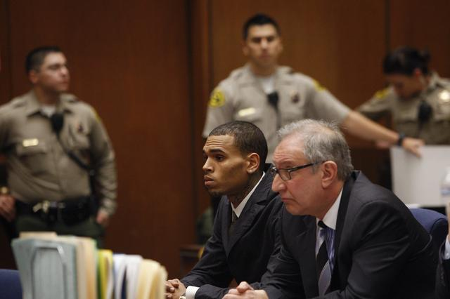 画像: 2013年に行われた裁判でのクリス。