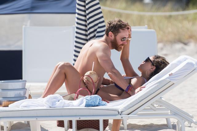 画像2: デヴィッド・ゲッタ、ウルトラ出演後に24歳年下モデルと濃厚キス