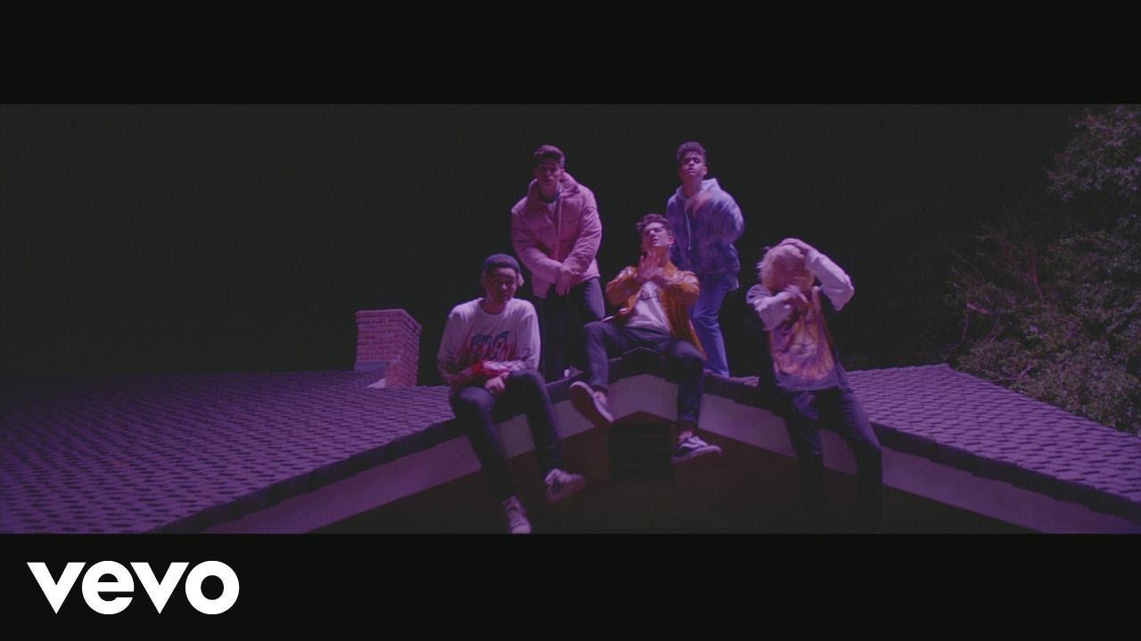 画像: PRETTYMUCH - No More (Official Video) ft. French Montana www.youtube.com