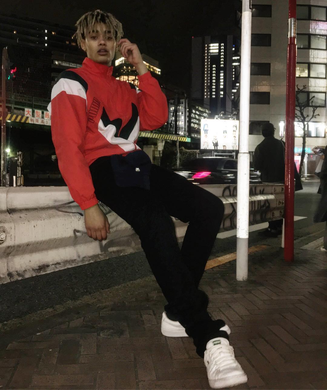 画像1: Zion KuwonuさんはInstagramを利用しています:「Somewhere in (Tokyo)」 www.instagram.com