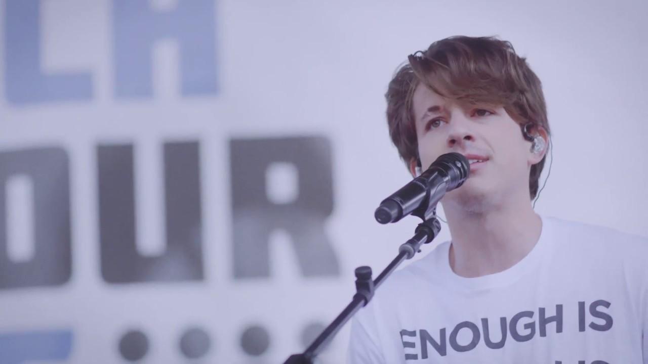 画像: Charlie Puth - Change (feat. James Taylor) [Official Live Performance] youtu.be