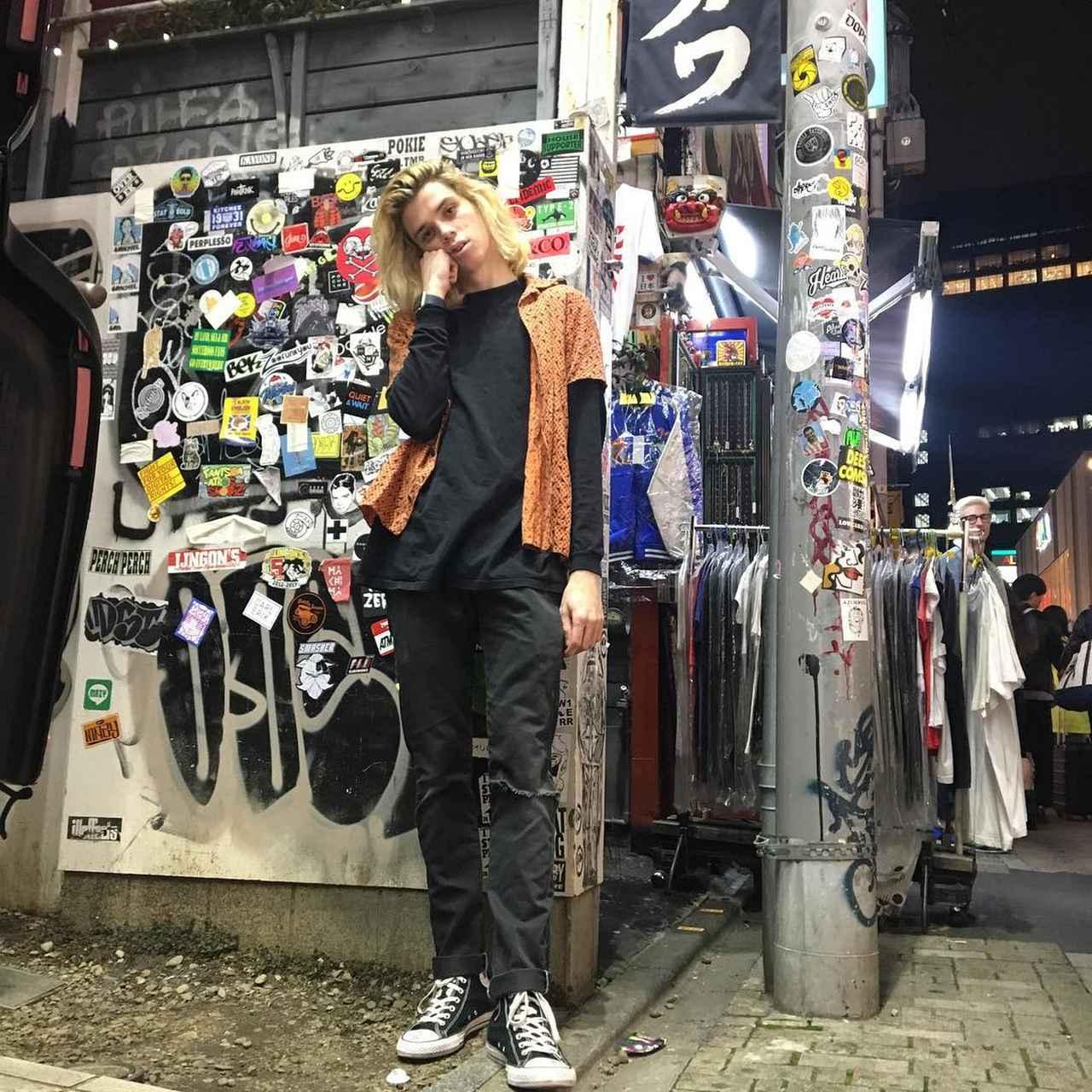 画像1: Austin PorterさんはInstagramを利用しています:「when in Tokyo 」 www.instagram.com