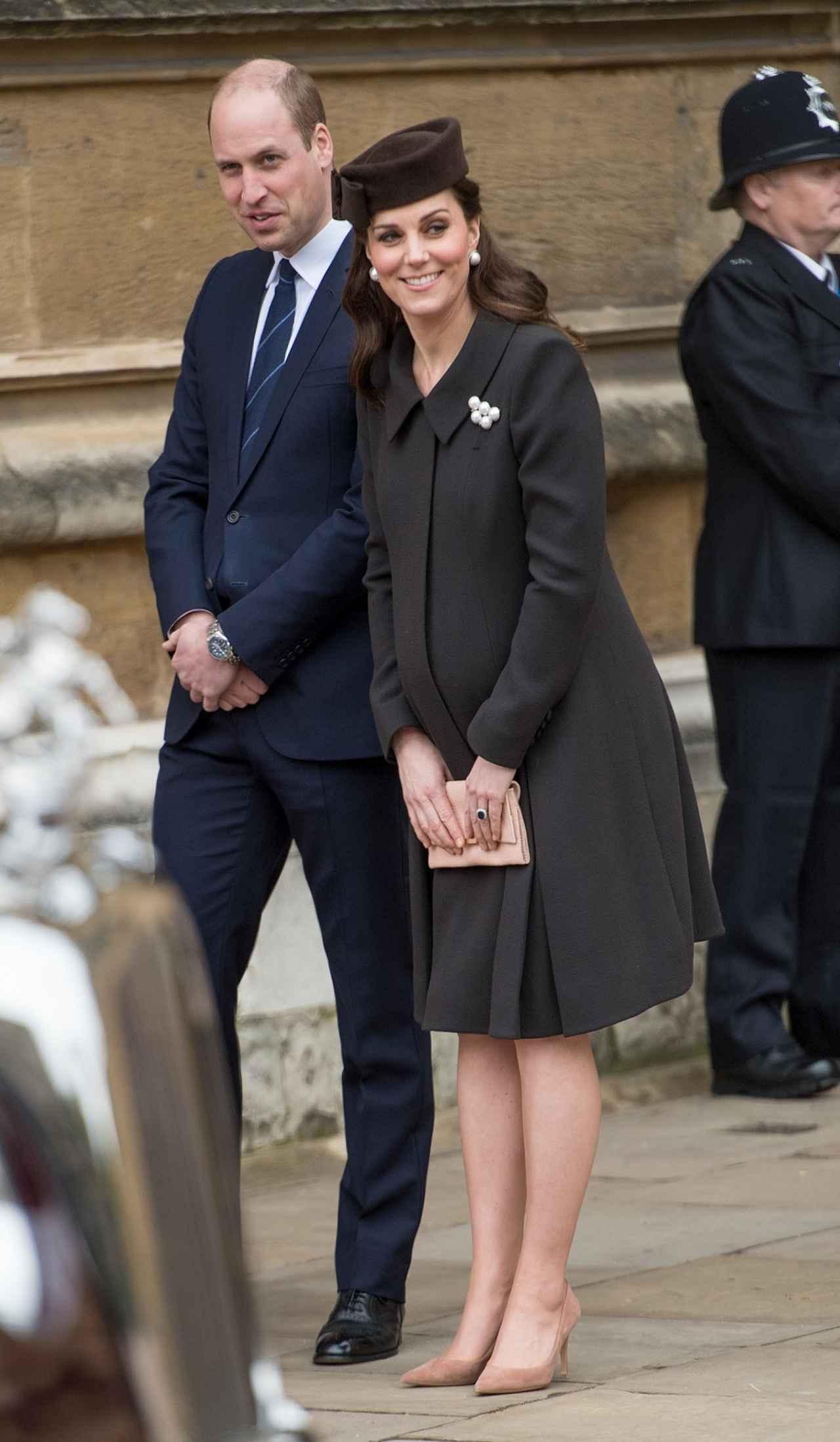 画像: 王室ゆかりの場所が「お色直し」