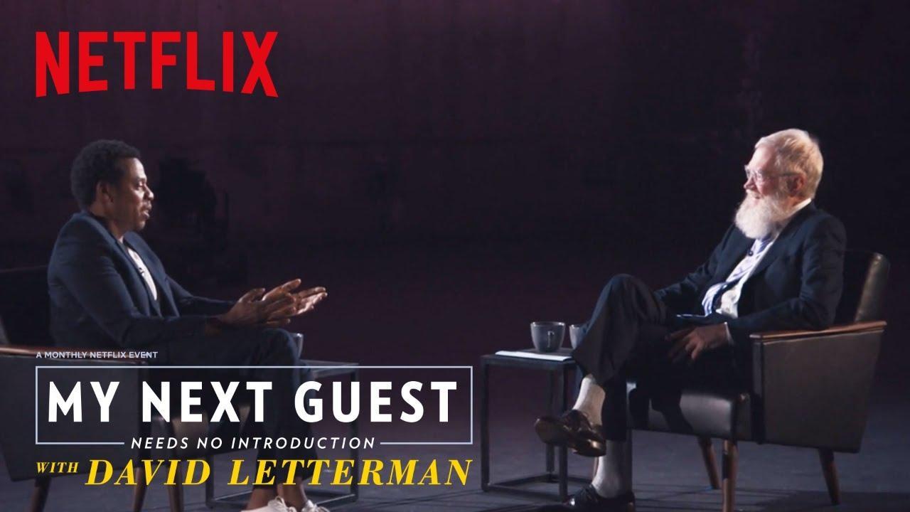 画像: The Good Rappers   My Next Guest Needs No Introduction   Netflix www.youtube.com