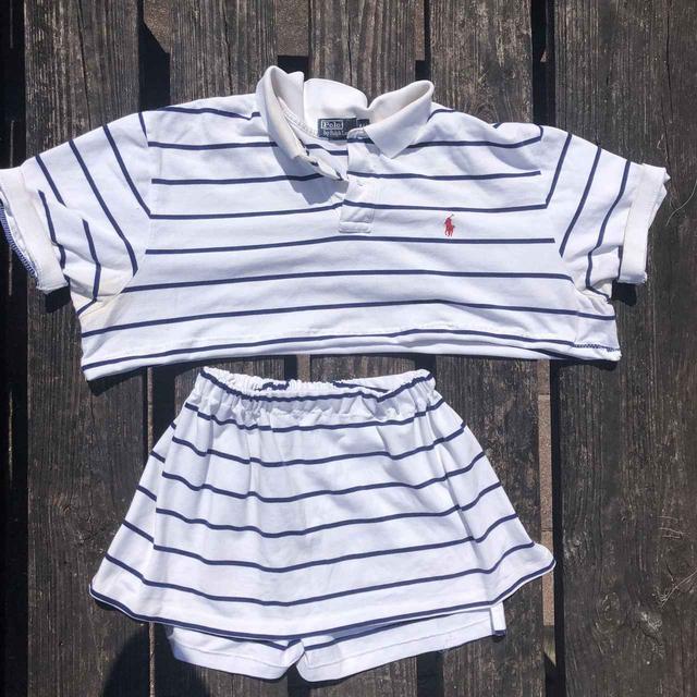 画像2: 真似できる!父親のポロシャツをアレンジした商品が可愛すぎて売り切れ続出