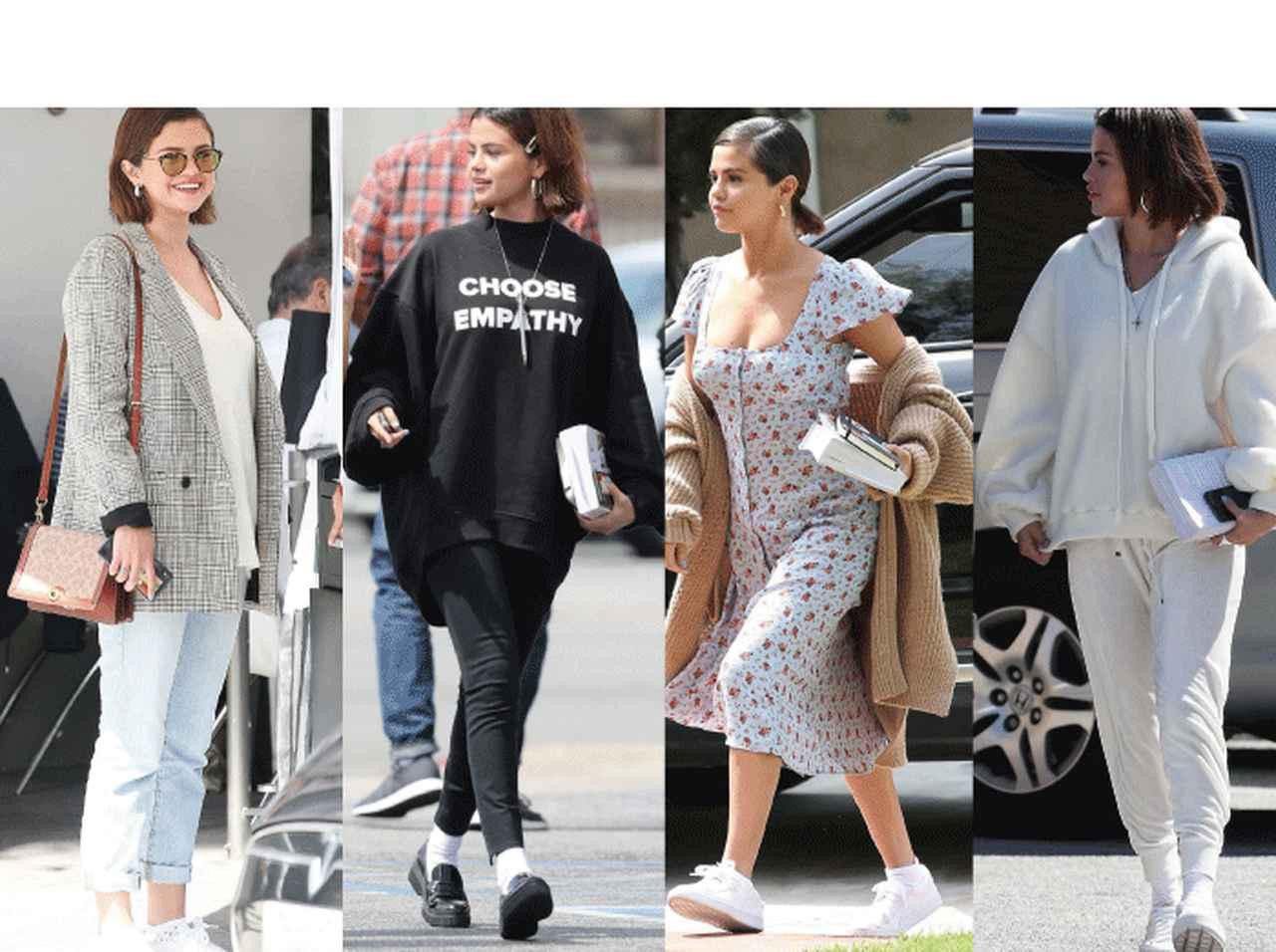 セレーナ・ゴメスに2週間密着♡行きつけスポット&私服ファッション特集