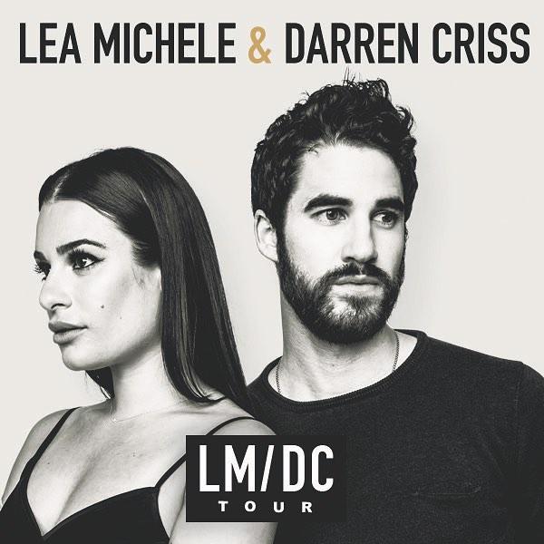 画像1: Lea MicheleさんはInstagramを利用しています:「I'm going on tour with @DarrenCriss! link in my bio for all the dates and to sign up for pre-sale access.  Pre-sale starts this Wednesday…」 www.instagram.com