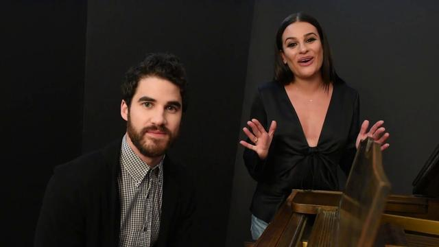 画像: Darren Criss & Lea Michele - LMDC Tour Announce: Pre-Sale Starts This Wed, April 11 www.youtube.com