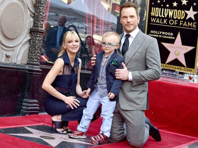 画像: ジャック君の父親は、昨年、電撃離婚を発表した映画『ジュラシック・ワールド』や『ガーディアンズ・オブ・ギャラクシー』シリーズでおなじみの俳優クリス・プラット。
