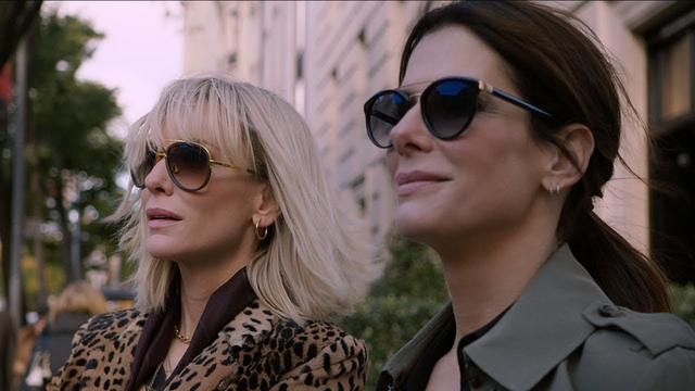 画像: OCEAN'S 8 - Official Main Trailer www.youtube.com