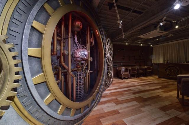 画像: 無重力感覚で落とす、アトラクション睡眠「睡眠宇宙船」が原宿にオープン