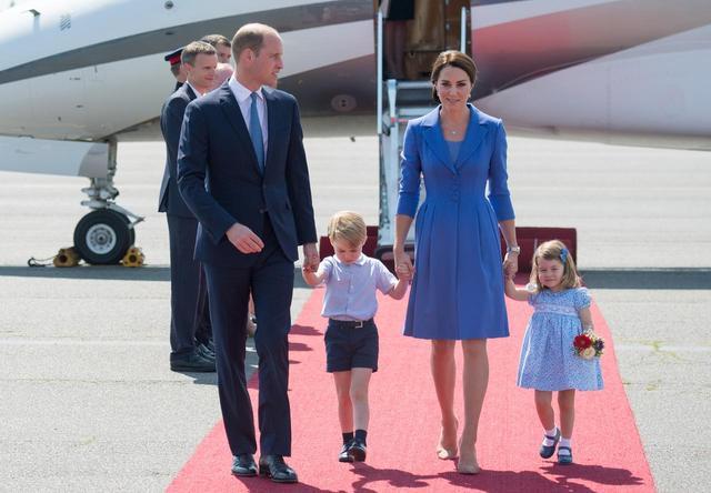 画像: 【速報】英王室キャサリン妃が第3子を出産