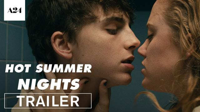 画像: Hot Summer Nights | Official Trailer HD | A24 www.youtube.com