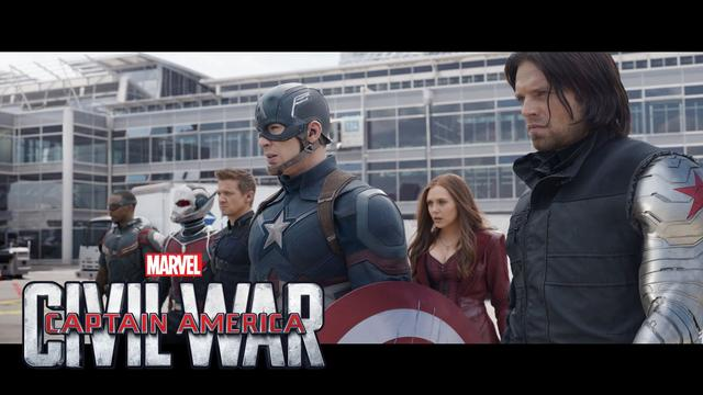 画像: Marvel's Captain America: Civil War - Big Game Spot www.youtube.com