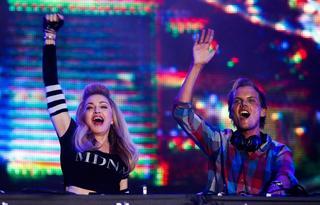 ウルトラ・ミュージック・フェス、2012年