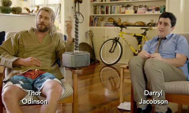 画像: Team Thor - Official Marvel | HD www.youtube.com