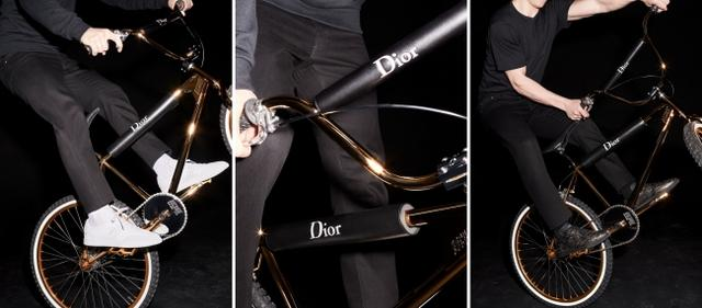 画像1: ディオール オムより、BMXの限定モデル第2段が登場