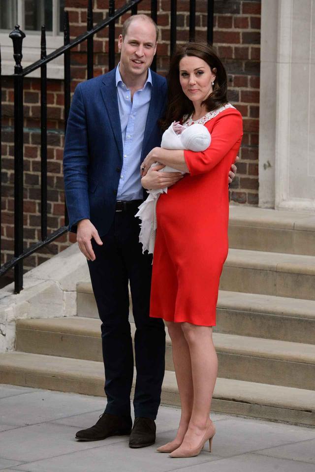 画像: キャサリン妃が出産からわずか「7時間」で退院した理由とは?