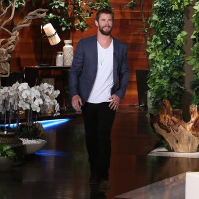 画像1: Chris Hemsworth on Twitter twitter.com