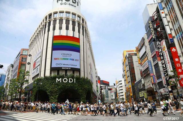 画像3: 日本最大のLGBT+の祭典、東京レインボープライド2018が開催!