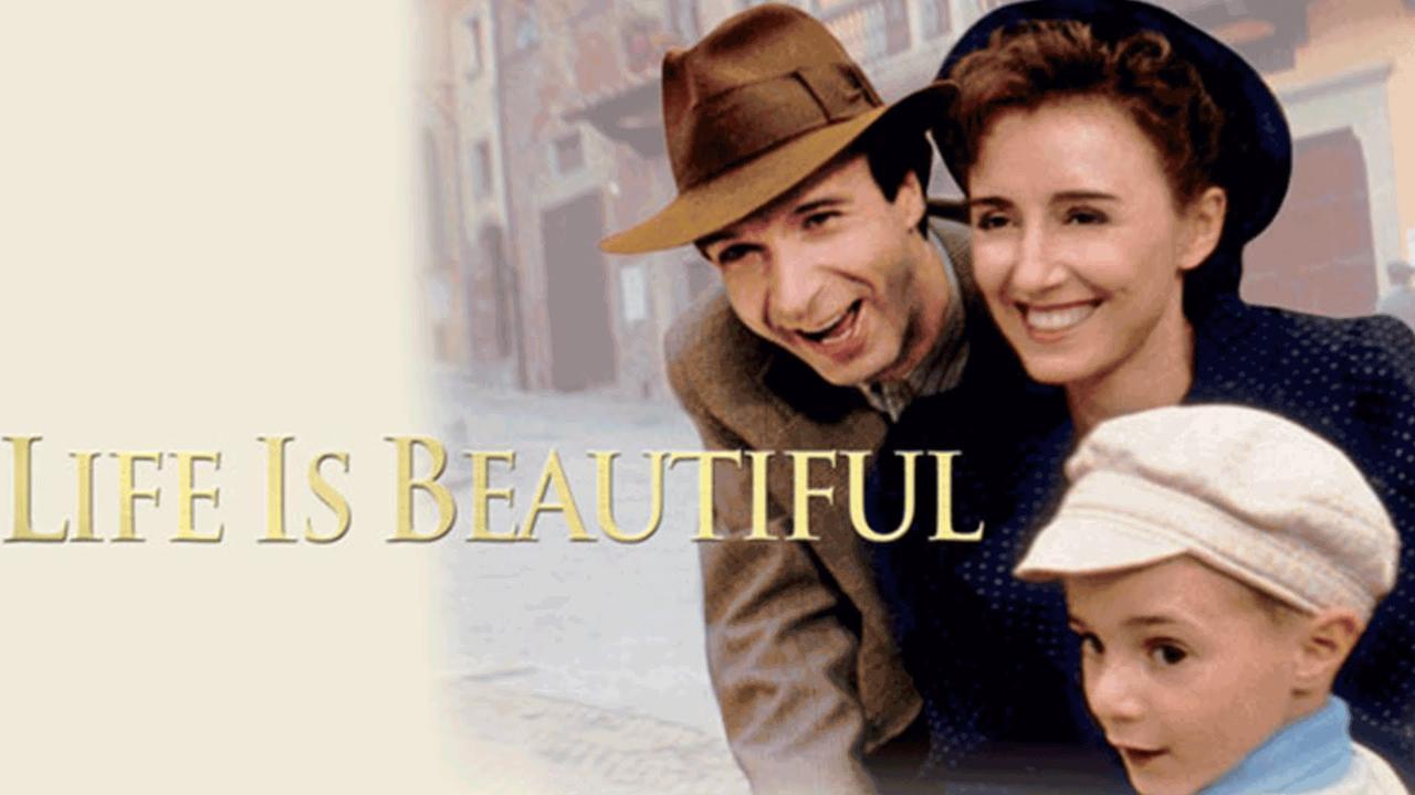 画像: Life Is Beautiful   Official Trailer (HD) - Roberto Benigni, Nicoletta Braschi   MIRAMAX www.youtube.com