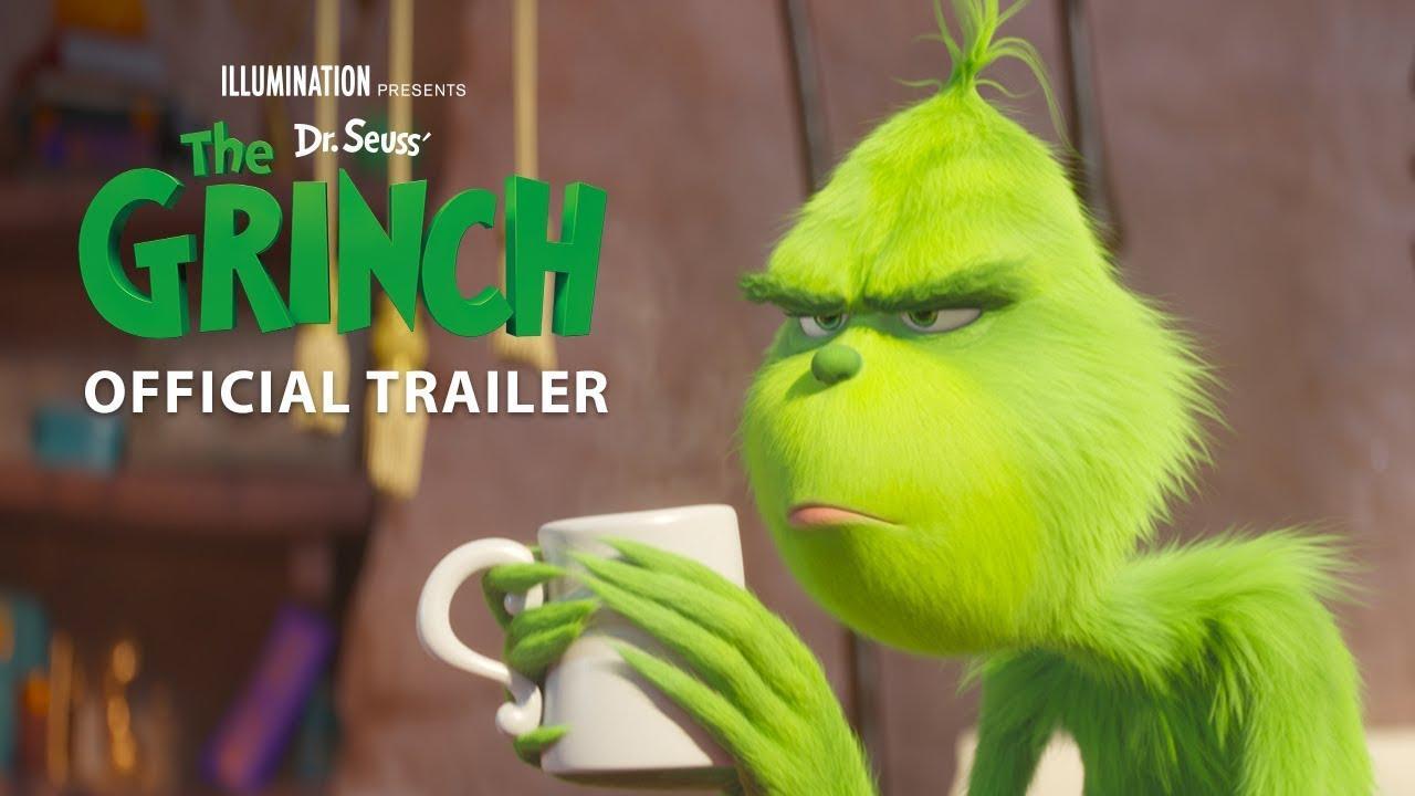 画像: The Grinch - Official Trailer (HD) www.youtube.com