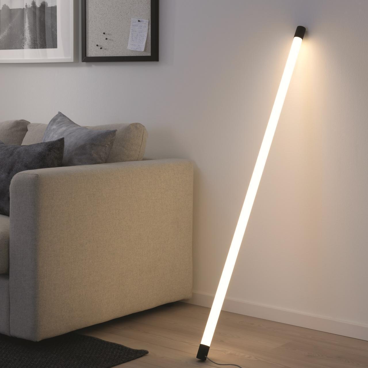 画像: SPÄNST/スペンスト LEDスティックライト 134cm ¥2,999