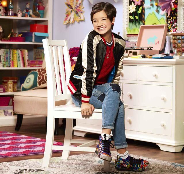 画像: ディズニー・チャンネル2018年の注目スターは、13歳のアジア系少女!<ペイトン・エリザベス・リー> - FRONTROW