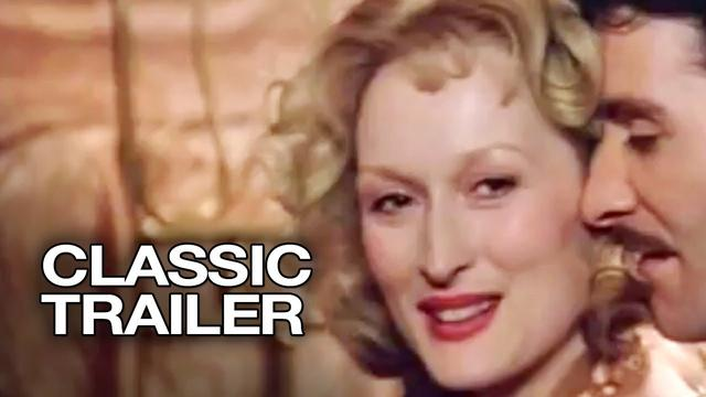 画像: Sophie's Choice Official Trailer #1 - Meryl Streep, Kevin Kline Movie (1982) HD www.youtube.com