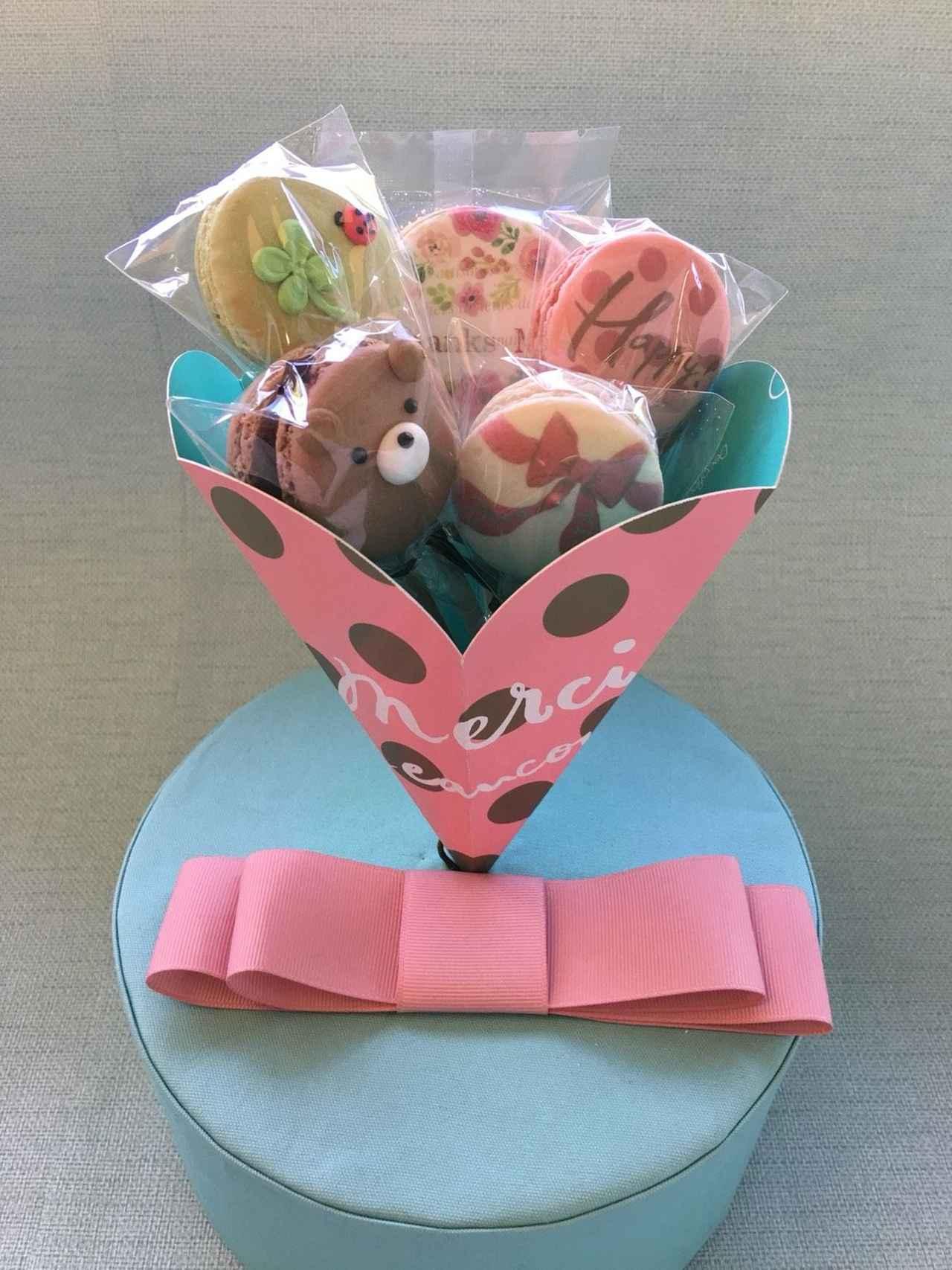 画像: 「Bouquet de Fleur」(ブーケドフルール) 販売価格:¥1,850(税抜き)