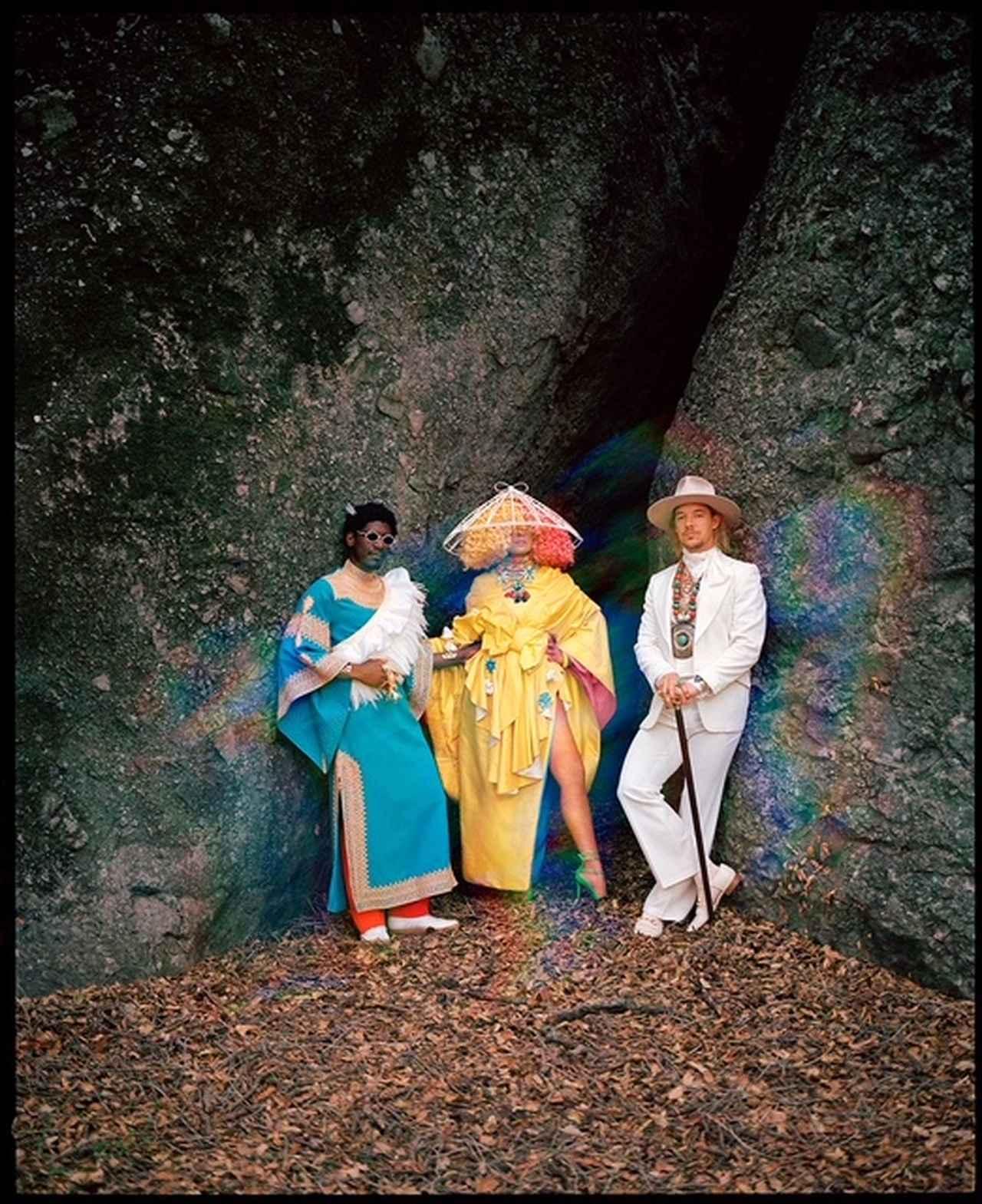 画像: ディプロ、シーア、ラビリンスによる新ユニット「LSD」が始動!第一弾シングルが解禁