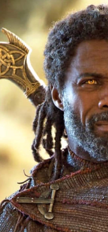画像: Idris Elba on Twitter twitter.com