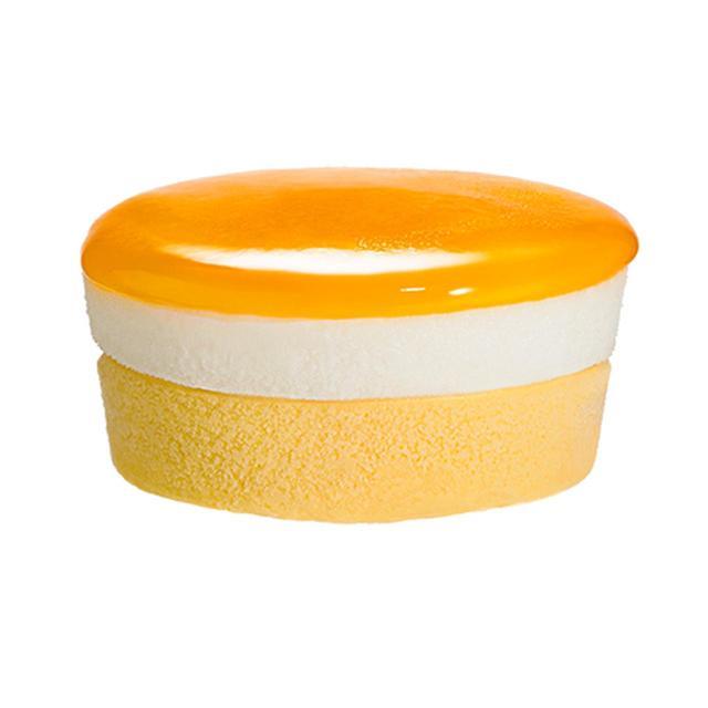画像2: ハーゲンダッツの新作は、完熟マンゴーを使ったミニカップ初の三層仕立て『マンゴープリン~ココナッツミルク仕立て~』