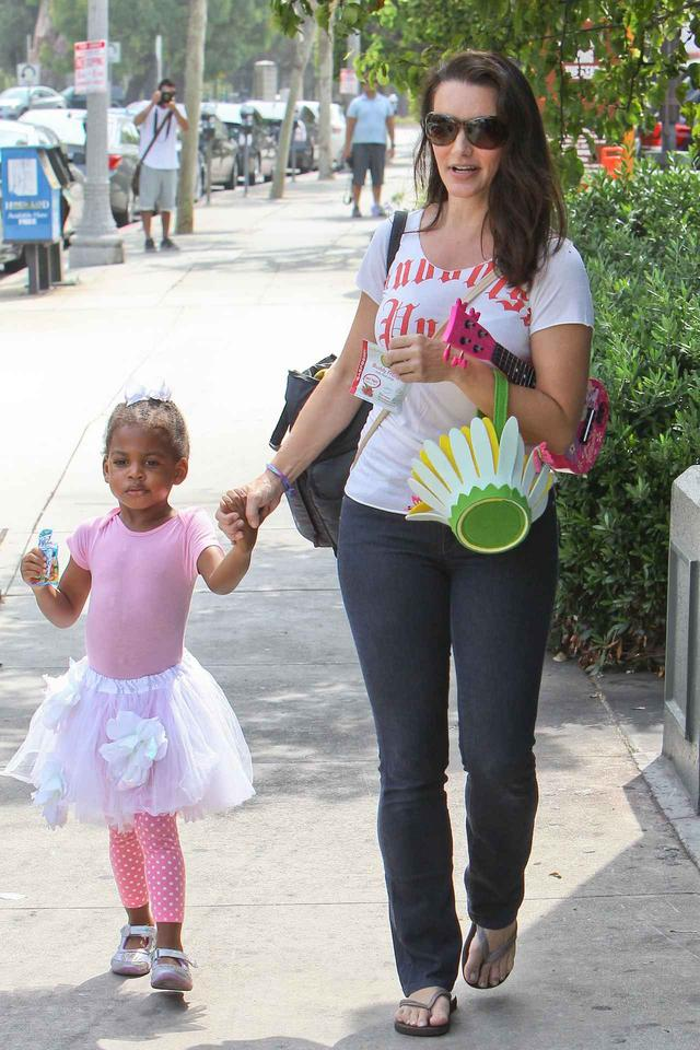 画像: 『SATC』シャーロット役クリティン・デイヴィス、2人目の養子迎える