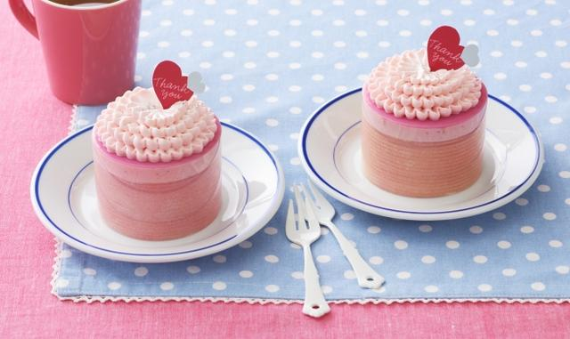 画像2: コージーコーナー、華やかなプチケーキセットなど「母の日」限定スイーツを発売