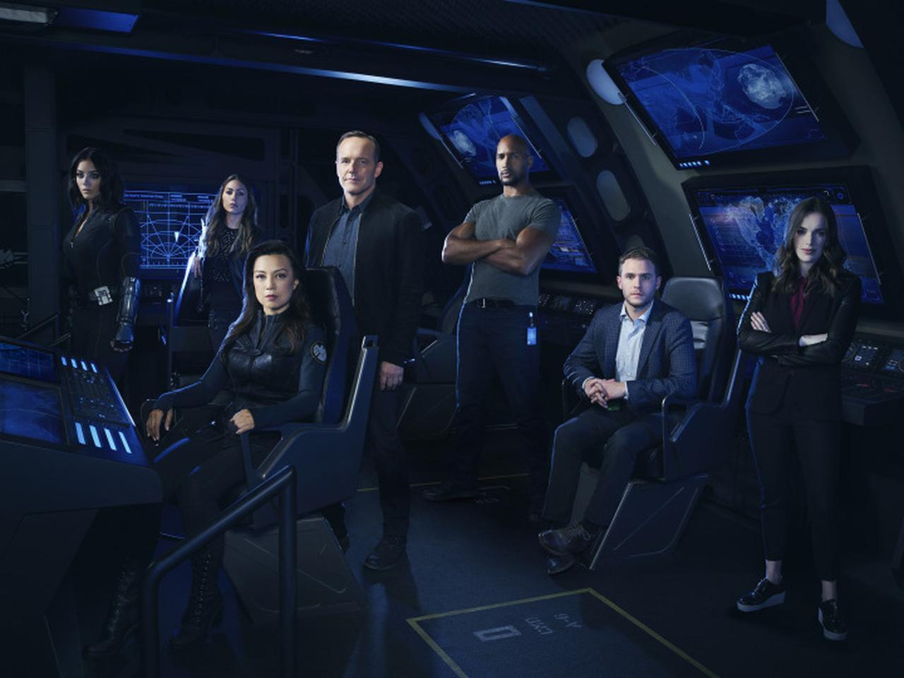 画像1: © ABC Studios & MARVEL
