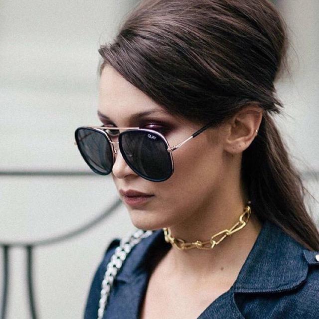 画像: 人気モデルのベラ・ハディッド