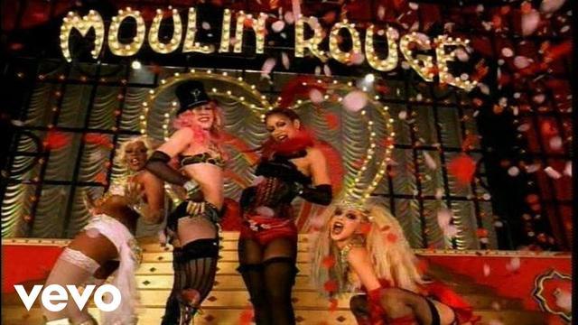 画像: Christina Aguilera, Lil' Kim, Mya, Pink - Lady Marmalade www.youtube.com