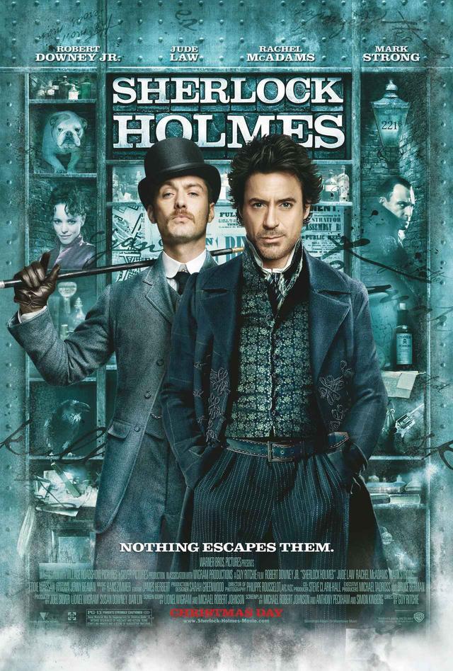 画像2: 『シャーロック・ホームズ3』でロバート・ダウニー・Jr&ジュード・ロウ コンビ復活