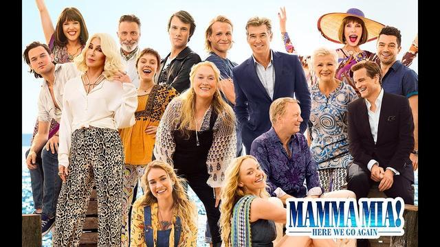 画像: Mamma Mia! Here We Go Again - Final Trailer www.youtube.com